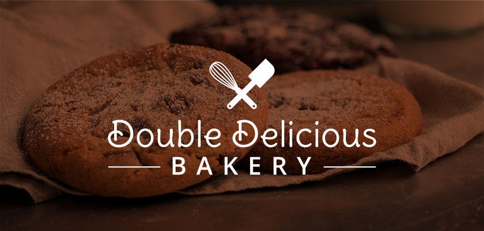 Double Delicious Bakery header image