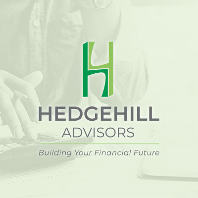 A logo for a Rochester-based independent financial advisor.