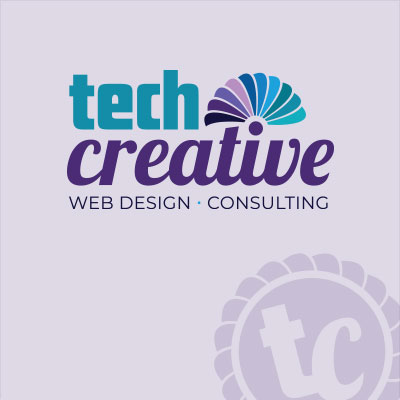 A logo refresh for a website development firm in the Rochester area.